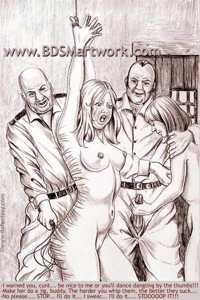 Bdsm Drawings By Thorn - Sex Porn Images